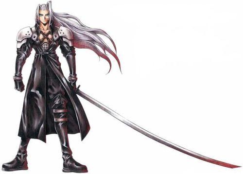 Final Fantasy VII Characters