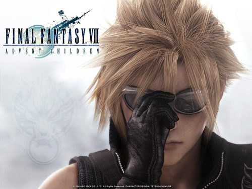 Final Fantasy wallpaper called Final Fantasy VII Set 2