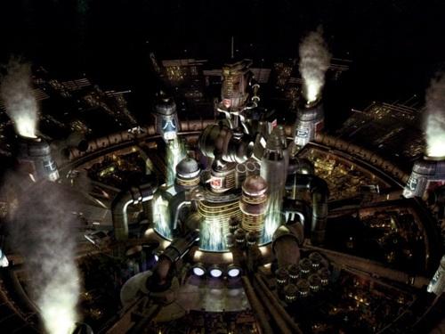 Final Fantasy VII Set 4