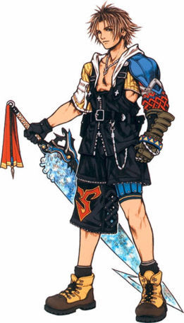 Final Fantasy X Characters