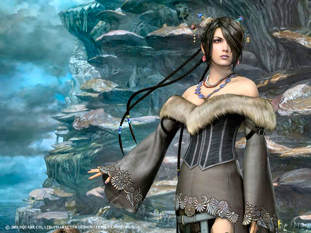 final fantasy x wallpapers final fantasy wallpaper