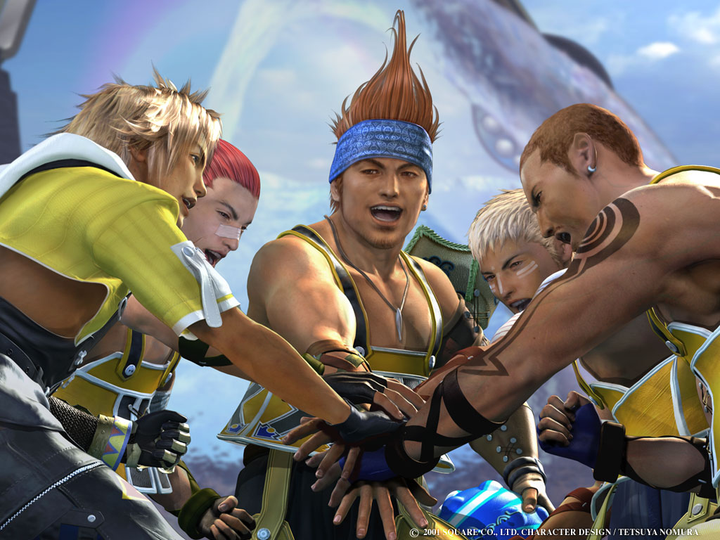 Final Fantasy X - Images Gallery