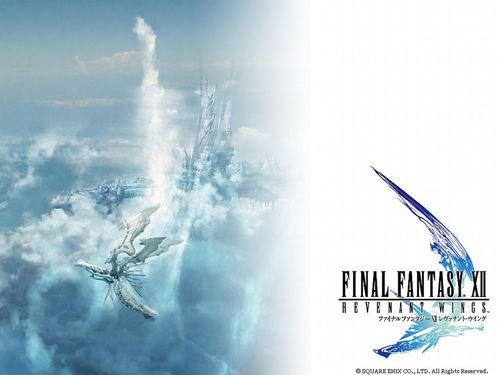 Final Fantasy XII achtergrond