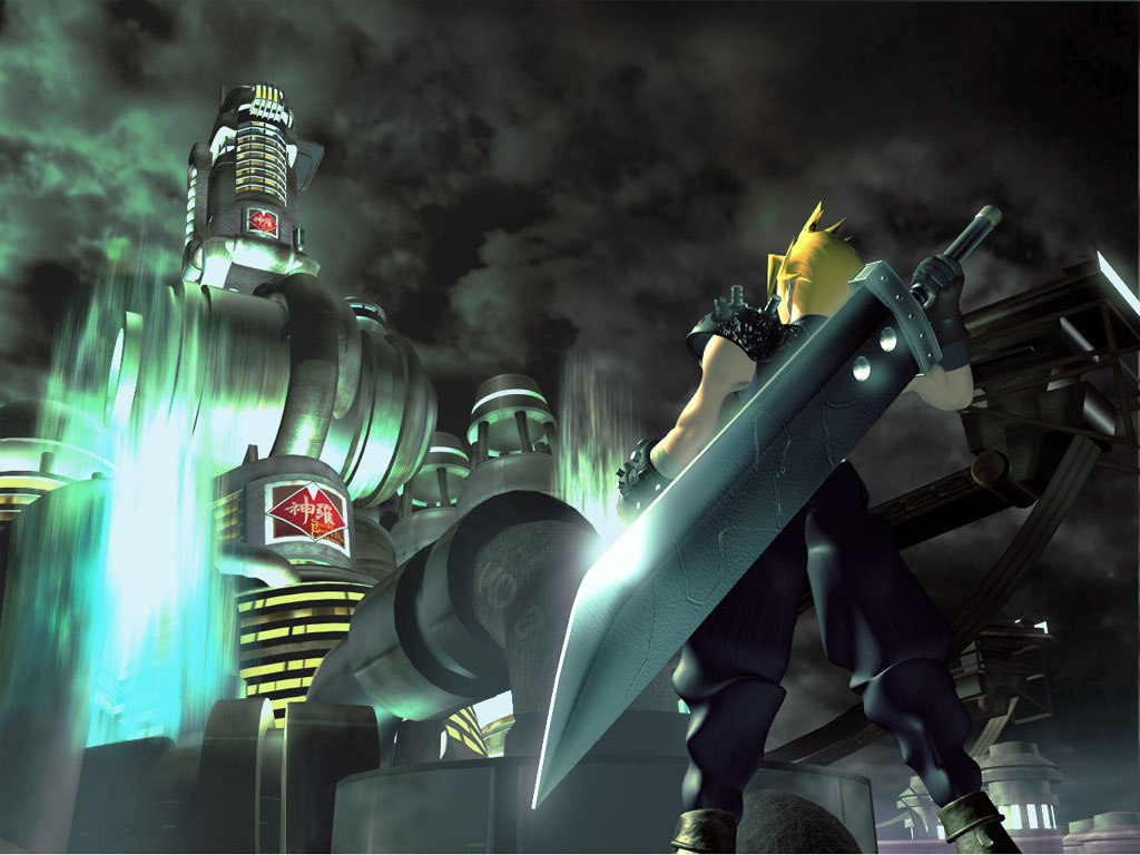 Final Fantasy VII - Gallery