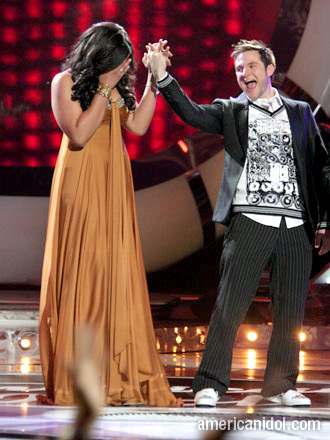 Finale: Blake and Jordin