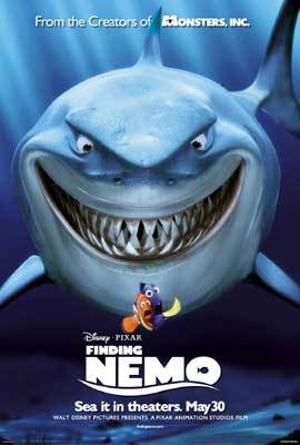Finding Nemo wolpeyper entitled Finding Nemo