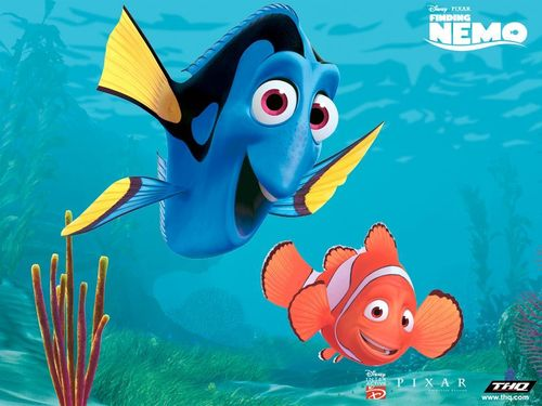 Pixar wallpaper titled Finding Nemo