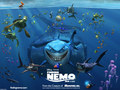 pixar - Finding Nemo wallpaper