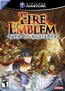 огонь Emblem: Path of Radiance