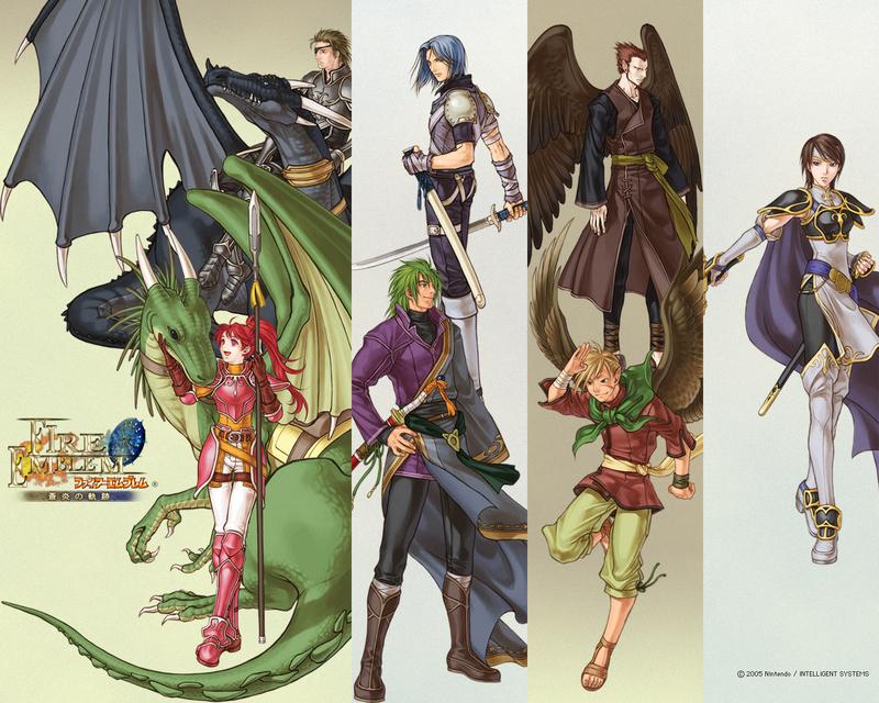 Fire Emblem - Images