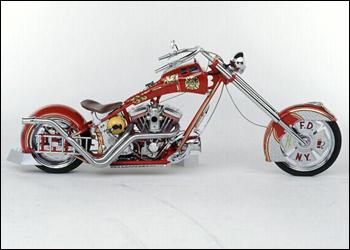 火, 消防 bike