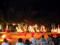 Fire dance - the-philippines photo
