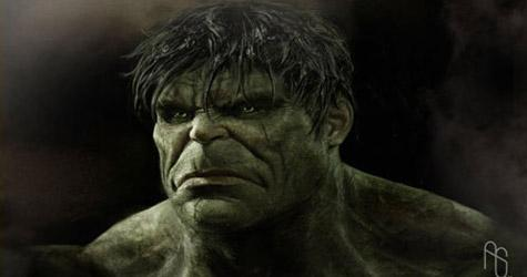 First Look at new Hulk