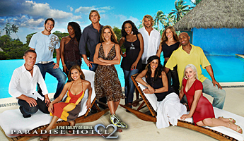 First Paradise Hotel 2 Cast