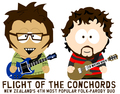 Flight Of The Concords - flight-of-the-conchords fan art