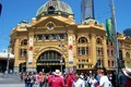 Flinders Street Station - public-transport photo