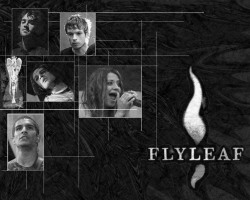 Flyleaf wallpaper entitled Flyleaf members