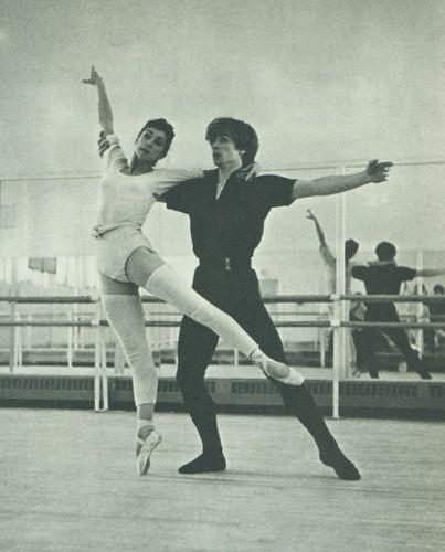 Fonteyn and Nureyev