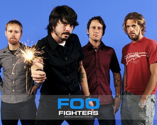 Foo Fighters wallpaper entitled Foo Fighters