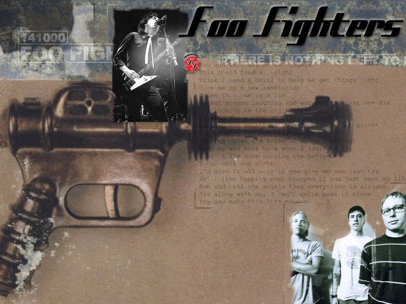 FooFighters - Foo Fighters Wallpaper (773782) - Fanpop