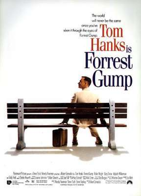 Forrest Gump wallpaper titled Forrest Gump Movie Poster