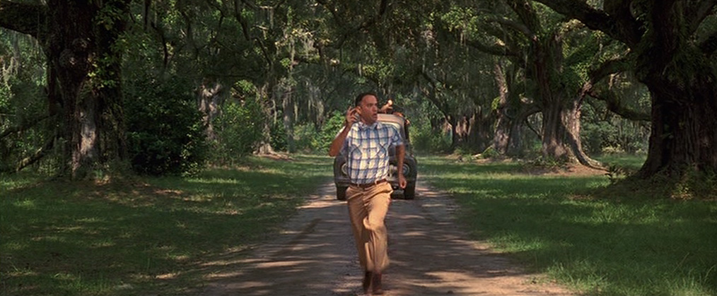 forrest gump a movie review Film review: ode to my father - a korean forrest gump  hong kong filmmaker  kenneth lau's best movie, and possibly his last, adieu is a.