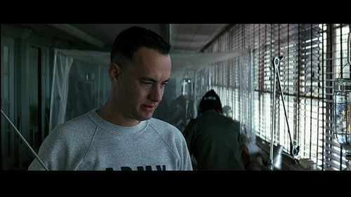 Forrest in the Military