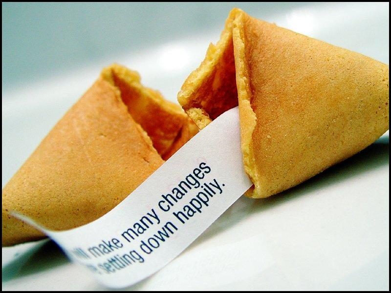 Fortune cookie - cookies wallpaper