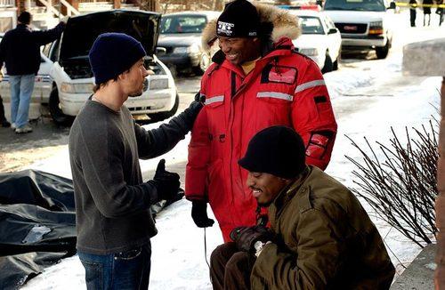 Mark Wahlberg, John Singleton & Andre Benjamin