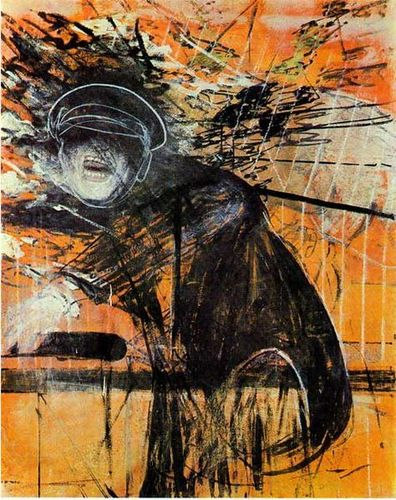 Modern Art wallpaper entitled Francis Bacon