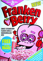 FrankenBerry - cereal photo