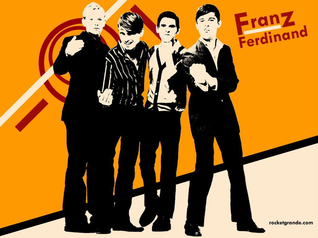 franz ferdinand Get access to cheap franz ferdinand tickets and seating charts vivid seats has franz ferdinand concert tickets, and updated franz ferdinand tour dates.