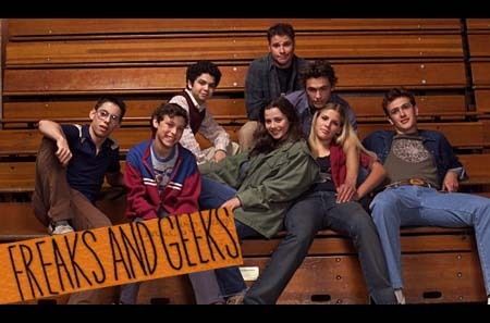 Freaks and Geeks wallpaper titled Freaks and Geeks Cast