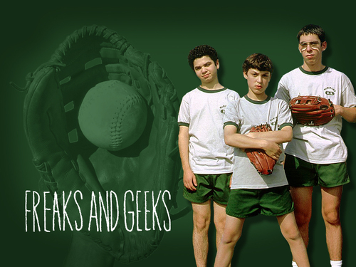 Freaks and Geeks wallpaper entitled Freaks and Geeks