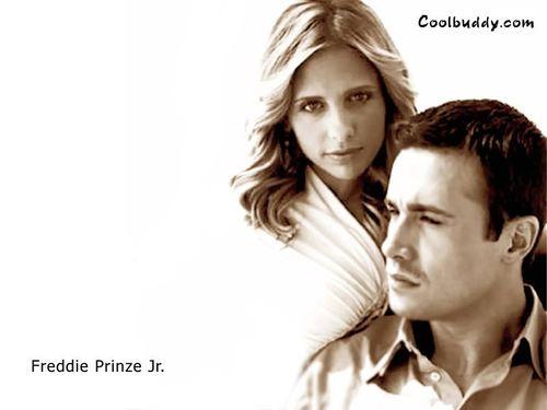 Freddie & Sarah