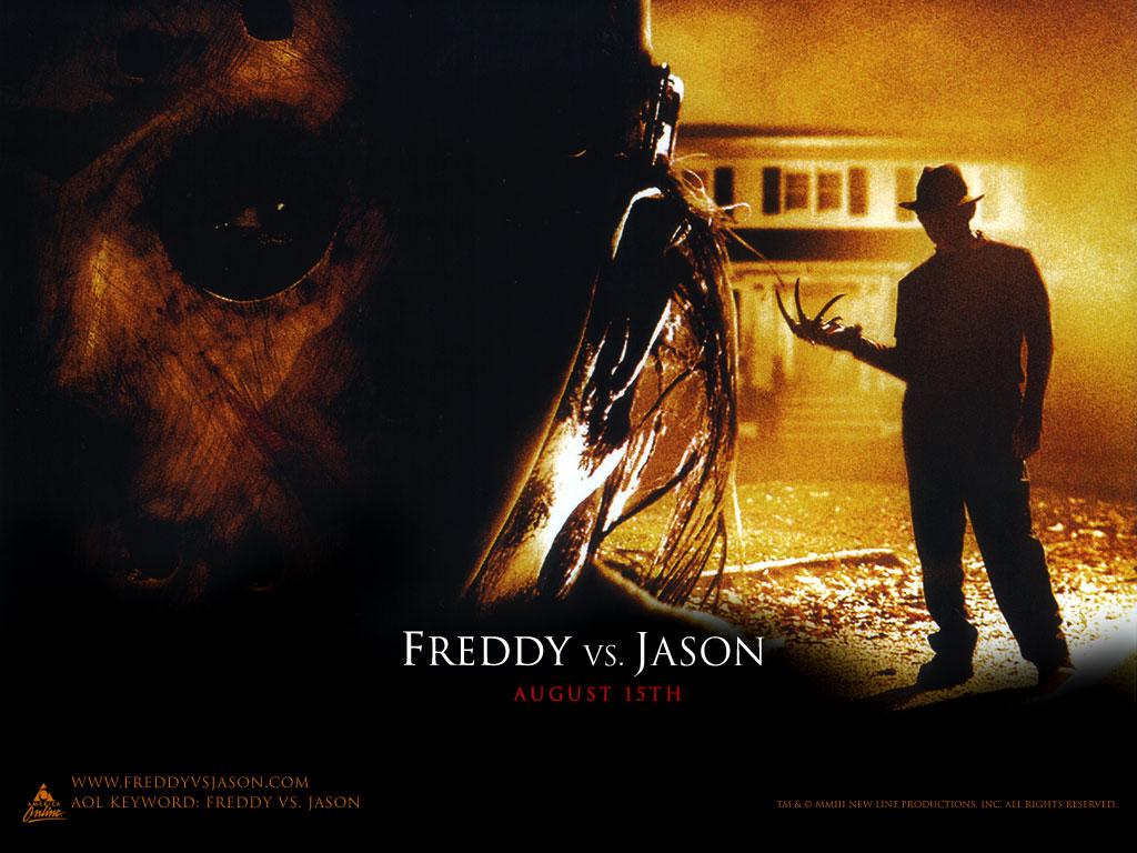 Freddy vs. Jason (2003) - Posters — The Movie Database (TMDb)