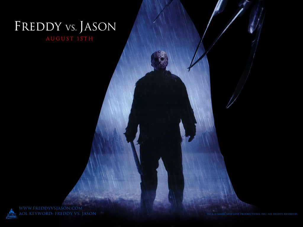 Horror movies freddy vs jason