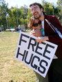 Free Hugs Guy