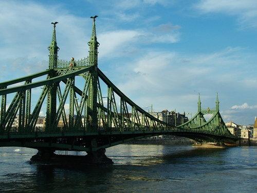 Freedom Bridge, Budapest