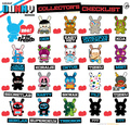 French Dunny Checklist - vinyl-toys photo