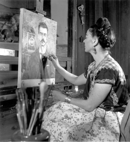 Frida Kahlo - frida-kahlo Photo