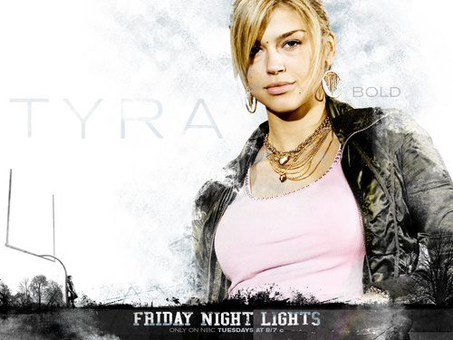 Friday Night Lights wallpaper called Tyra Collette