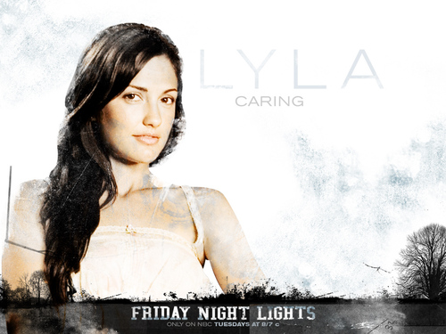 Friday Night Lights वॉलपेपर entitled Lyla Garrity