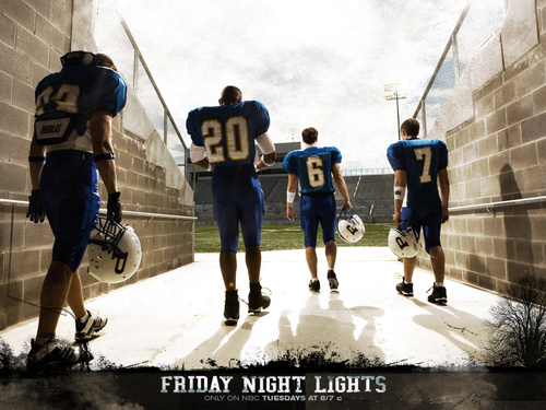 Friday Night Lights wallpaper titled Friday Night Lights