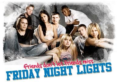 Friday Night Lights on NBC