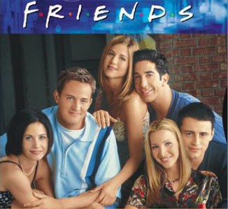 Friends (1994-2004) - the-90s Photo