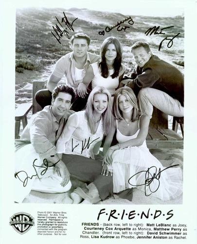 Друзья (Autographs)