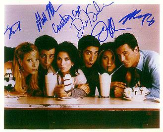 Friends (Autographs)