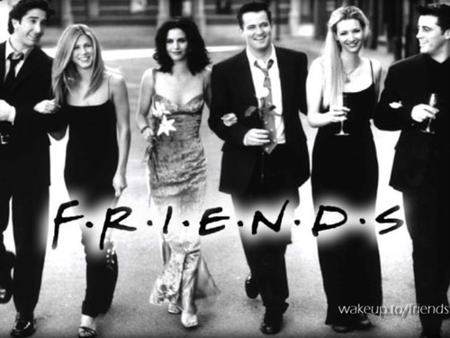 Friends wallpaper titled Friends Wallpaper