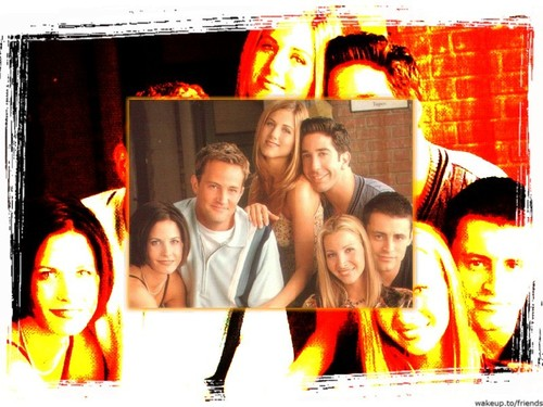 Friends wallpaper called Friends Wallpaper